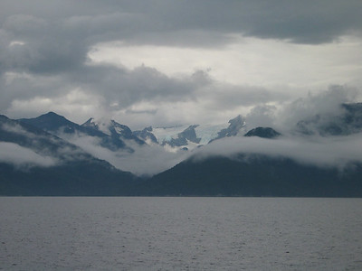 Chatham Strait enroute Sitka to Petersburg