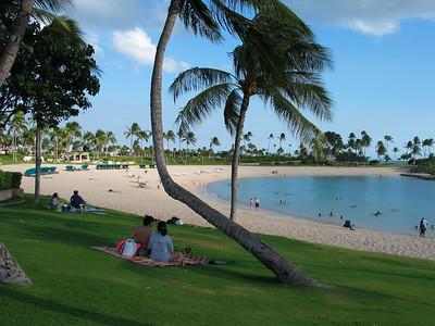 Ko'Olina Resort and Marina pano