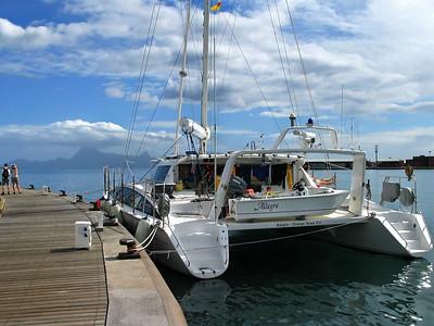 ADAGIO berted in Tahiti