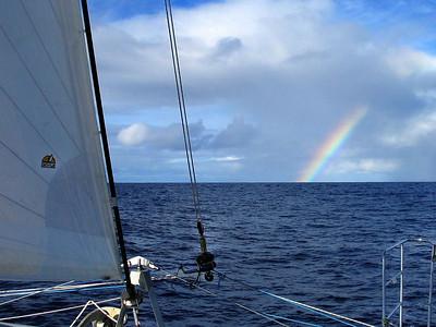 Rainbows ahead in the Southern Ocean