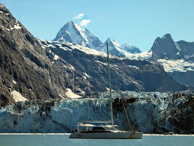 ADAGIO at Johns Hopkins Glacier