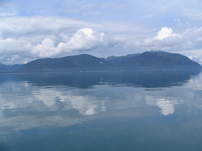 Sitka to Glacier Bay