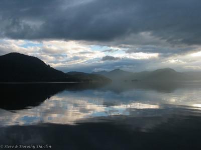 Spicer Island to Juneau