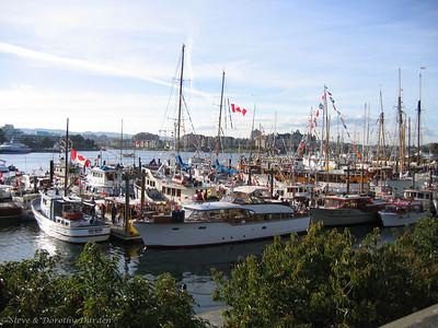Victoria's Classic Boat Festival 2005