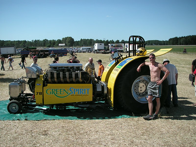 Traktorpulling 2006