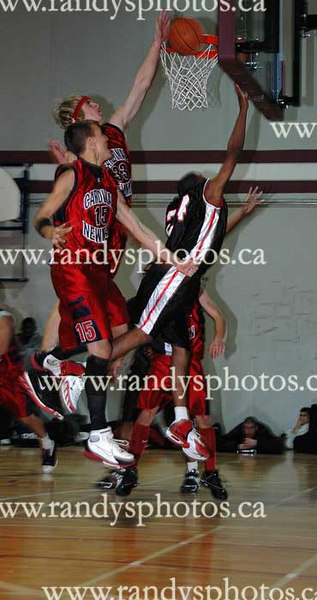 198-Cardinal Newman vs Emery - Nov. 18 - 2006