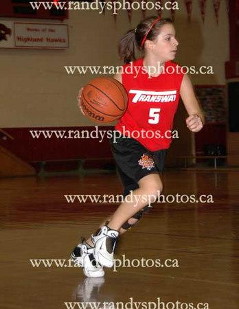 Basketball - 2006-2007 - Girls Rep.