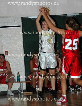 Basketball - 2006-2007 - Girls High School