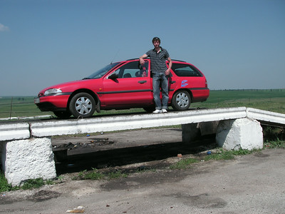 East Europe Road Climbing Trip 2007