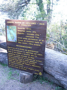 The National Park of Arrayanes Forests was founded to protect the world's largest stand of tall Arrayane trees, a species of myrtle.