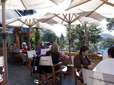 Cheddar: Cafe' de Tea