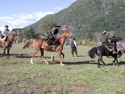 Such impressisve horsemanship.