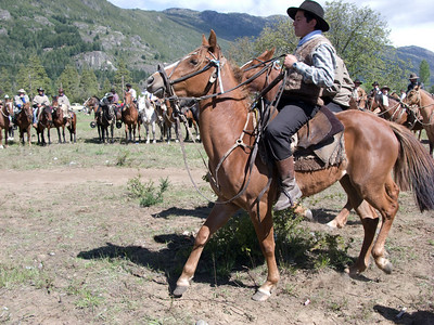 The horses pranced, pivoted, twirled, sprinted, following the subtle commands from the riders.