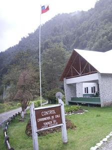 Office of Chilean Carabineros (border guards).