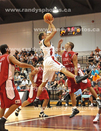 Basketball - 2007-2008 - OCAA, CIS, National Etc.