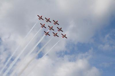 Snowbirds, Canada's Air Demonstration Team