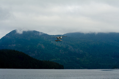 "Float planes are the ""yellow cabs"" of the west coast"