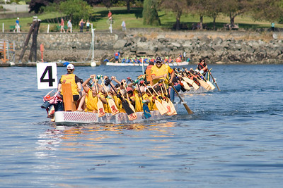Victoria: Dragon Boat Racing - Day 1