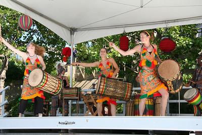 Zimbawae dance & drumming