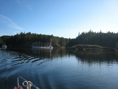 OCC Raft at Squirrel Cove