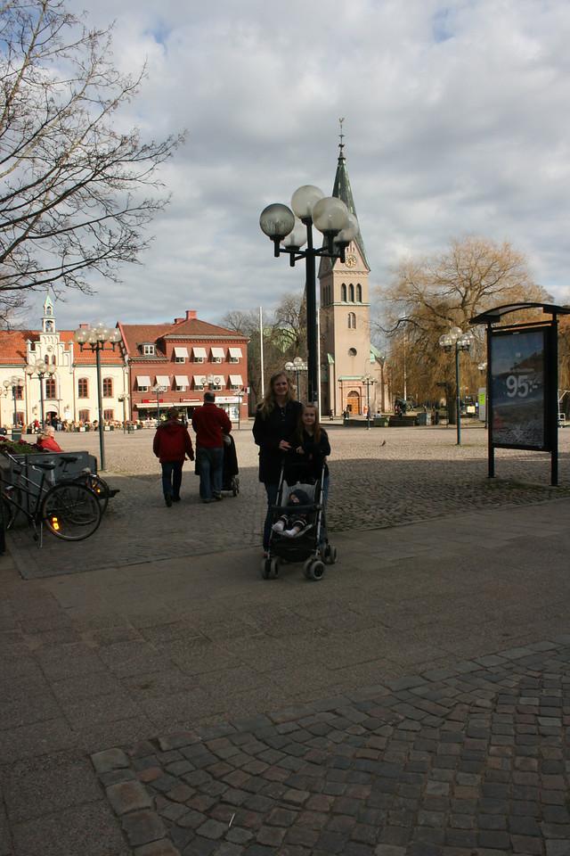Downtown Skovde