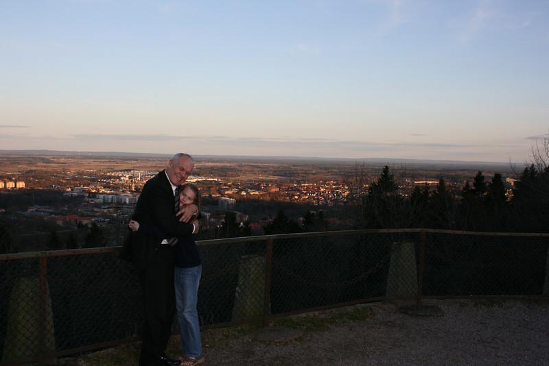 Overlooking Skovde