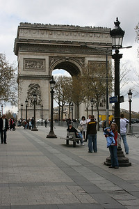 Paris, Arch of Triumph