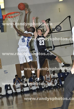 Basketball - 2008-2009 - Boys High School