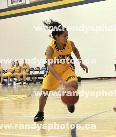 Basketball - 2008-2009 - Girls High School