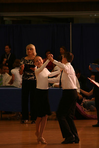 BYU Summer Competition--Waltz, 5th out of 26 couples