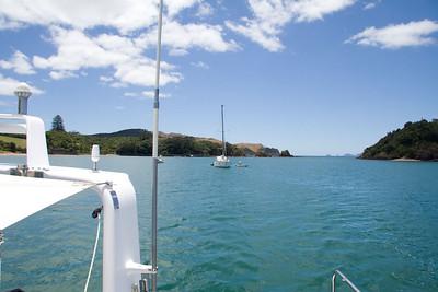 BOI: Te Pahi Islands — Urupukapuka Island