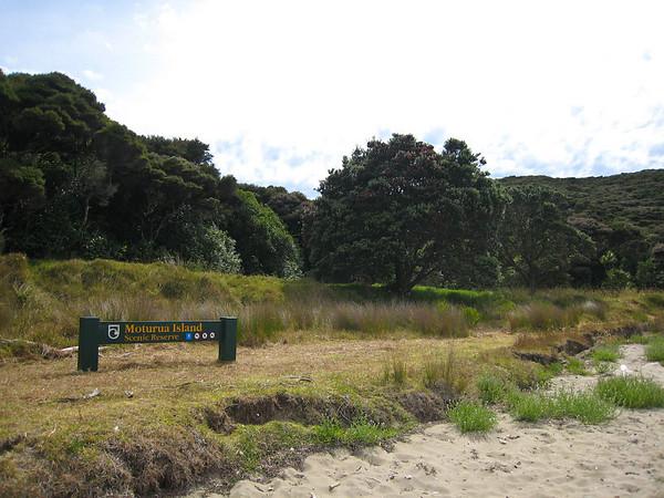 BOI: Moturua Island 12 December