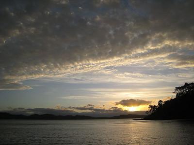 Bay of Islands sunset