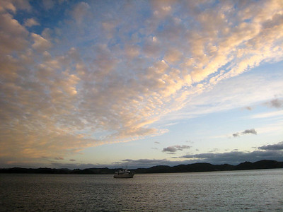 Bay of Islands sunset - KARMA foreground.
