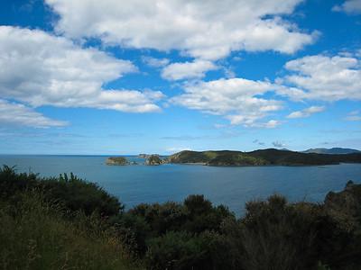 Roberton Island, pa site lookout panorama.