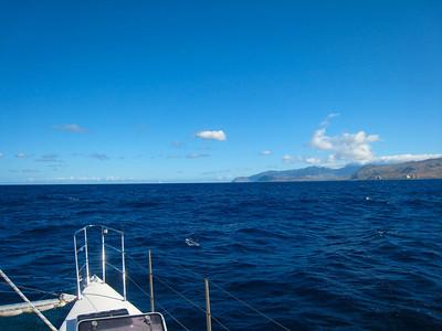 Land Ho!  Hawaii!