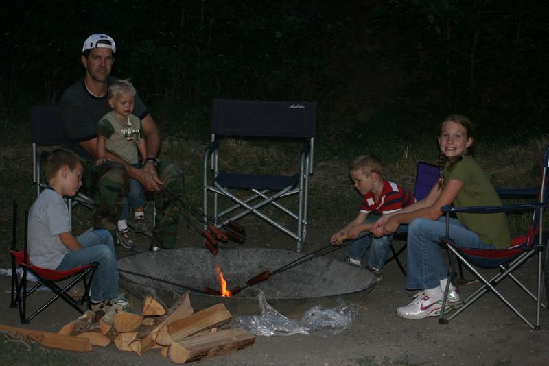 Hobblecreek Canyon Camping Trip