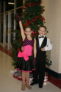 Our newest Ballroom Dancers--Ryan and Elli