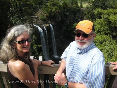 Brenda and Steve