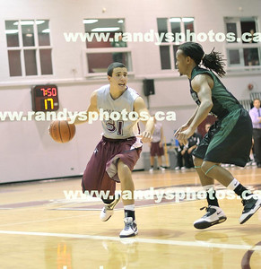 Basketball - 2010-2011 - OUA, OCAA, Prep, National