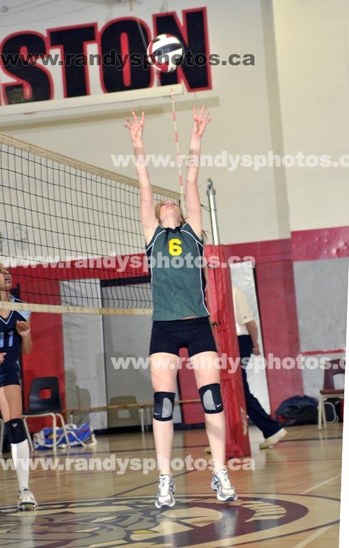 Volleyball - 2010-2011 - Girls High School