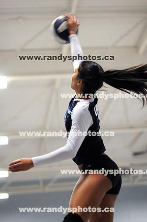 Volleyball - 2011-2012 - Girls High School
