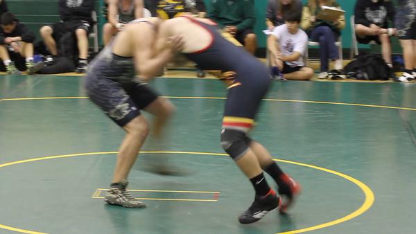 Ryan Sanders (Jr) (220) Round 1