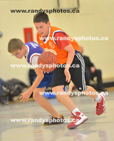 Basketball - 2013-2014 - Blessed Sacrament House League