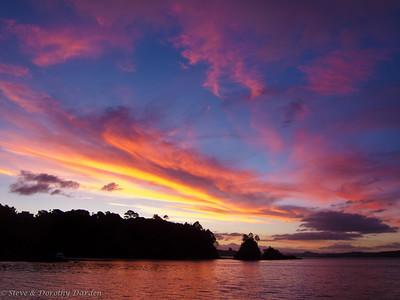 Bay of Islands Summer