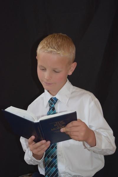 Chase Cougar Birthday & Baptism