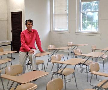 Emily Partin at GCHS