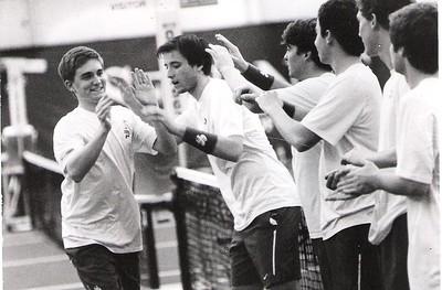 MEN'S TENNIS SHOBER