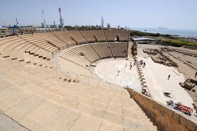 Caesarea, Aptil 7, 2015