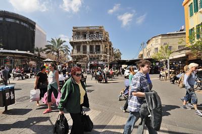 Tel Aviv, April 4, 2015